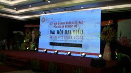 chương trình nghệ thuật chào mừng Đại hội lần 3 Hiệp hội Doanh nhân Việt Nam ở nước ngoài