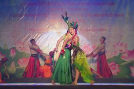 Chương trình nghệ thuật chào mừng kỷ niệm 74 năm Quốc khánh nước Cộng hòa xã hội chủ nghĩa Việt Nam (02/9/1945 – 02/9/2019)