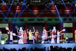 Lễ hội văn hóa thế giới Silla năm 2018 tại Hàn Quốc