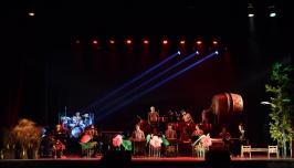 Nhà hát Ca múa nhạc dân tộc Bông Sen chuẩn bị tham dự Liên hoan Âm nhạc Asean 2019