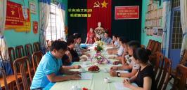 Nhà hát ca múa nhạc dân tộc Bông Sen tham gia chuyến công tác tại Tỉnh Gia Lai